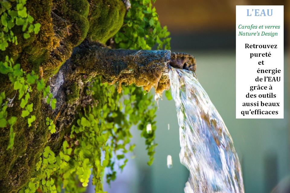 diapo eau nature's design fluide